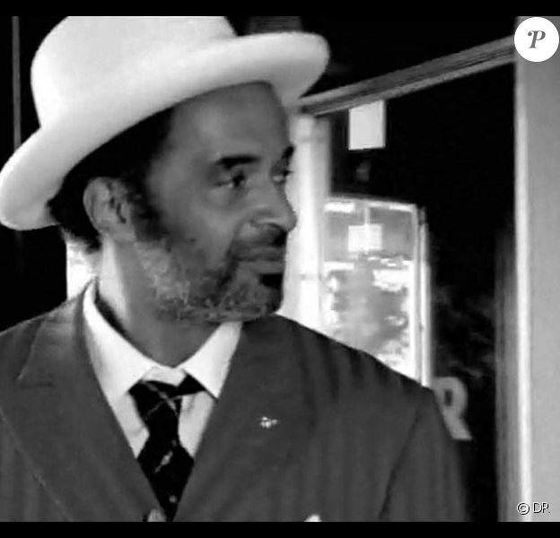 Yannick Noah dans le clip Angela