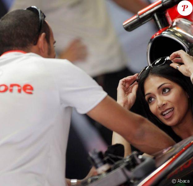 Lewis Hamilton et Nicole Scherzinger : des chauffards sur les routes de Suisse ?