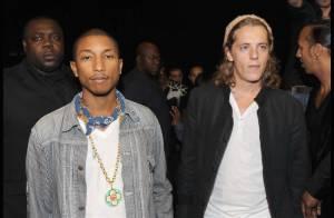Pierre Sarkozy : Quand Pharrell Williams met le feu chez Jean-Roch... le fils du président est de la partie !