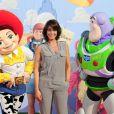 Virginie Guilhaume à l'occasion de l'avant-première de  Toy Story 3 , au Gaumont du Disney Village, à Marne-la-Vallée, le 26 juin 2010.