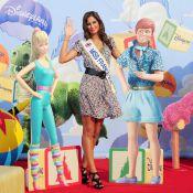 Malika Ménard, Frédérique Bel, Virginie Guilhaume enceinte et ses Nouvelles Stars, et M. Pokora, tous fans de Woody et Buzz l'Eclair !