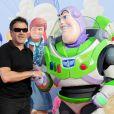 José Garcia à l'occasion de l'avant-première de  Toy Story 3 , au Gaumont du Disney Village, à Marne-la-Vallée, le 26 juin 2010.