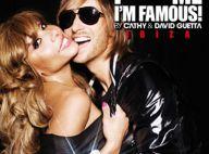 """Regardez David Guetta embrasser une drôle de créature et... invitez-vous à son """"famous"""" tour de folie !"""