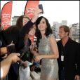 Katy Perry à Dublin, le 28 juin 2010