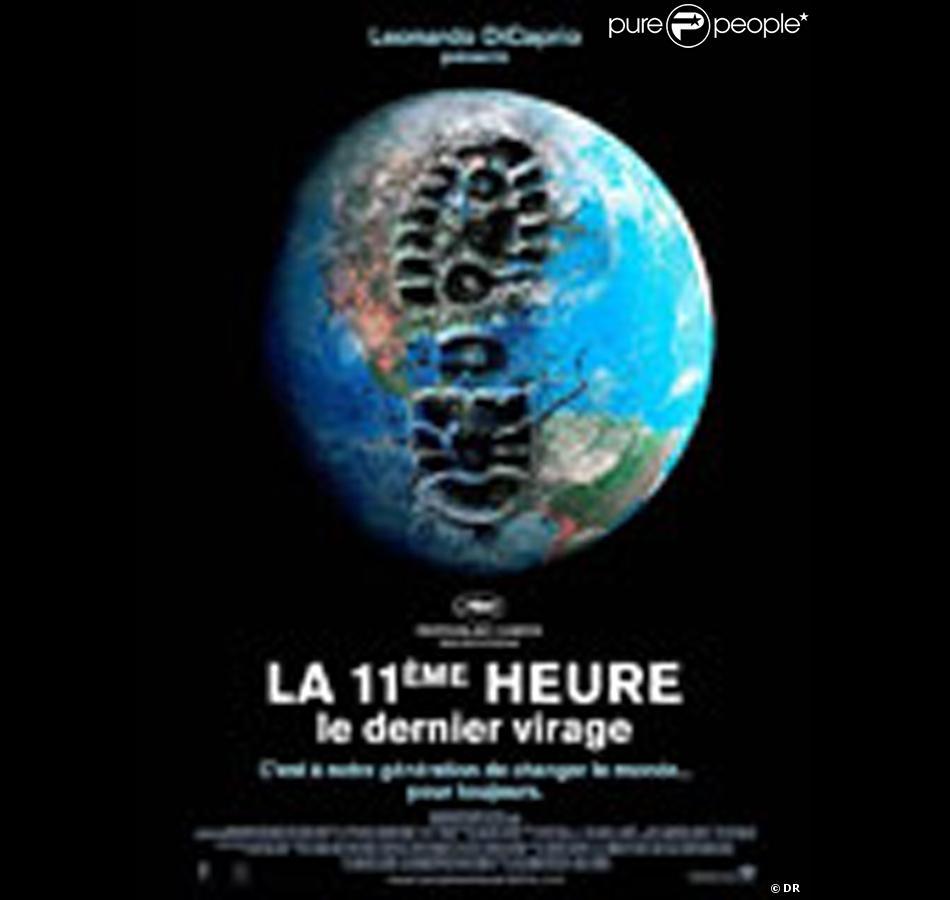Affiche du documentaire La 11ème heure
