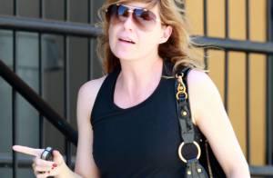 Ellen Pompeo : sa fille serait-elle le secret de sa forme ?