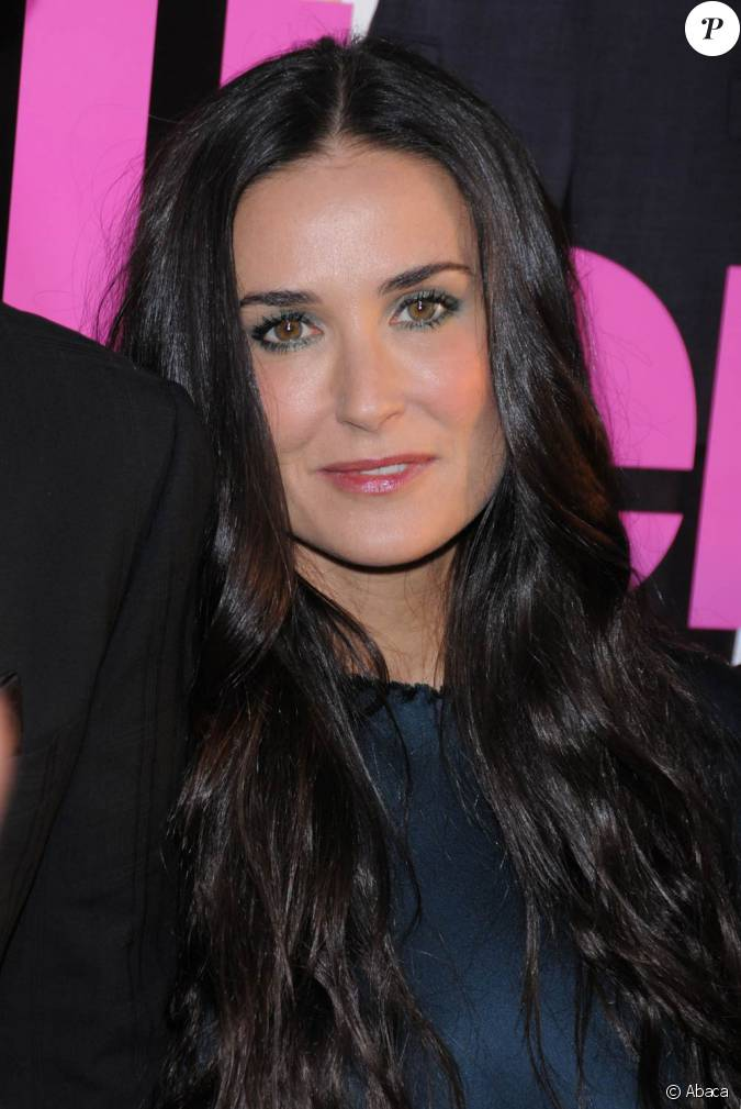 demi moore actuellement en tournage de margin call. Black Bedroom Furniture Sets. Home Design Ideas