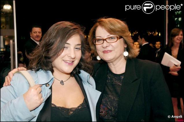 Marilou et sa maman Josiane