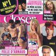 Couverture du magazine Closer