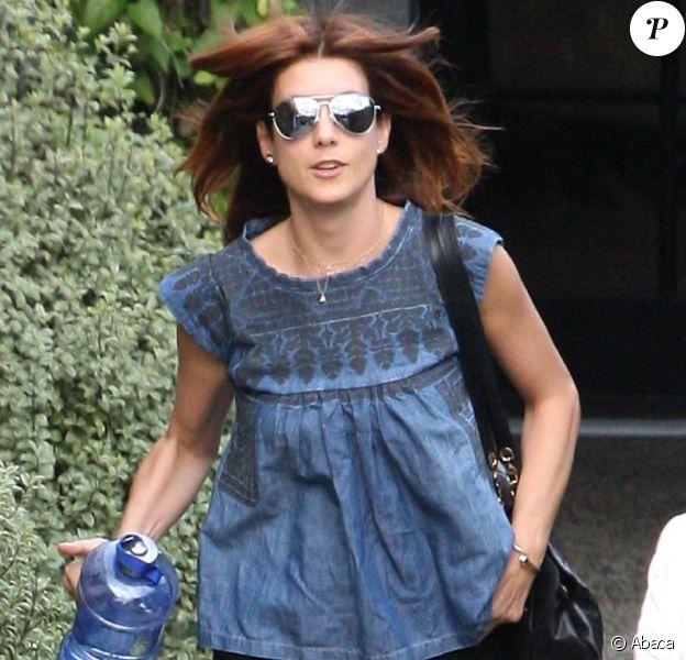 Kate Walsh à Beverly Hills, le 9 juillet 2010.