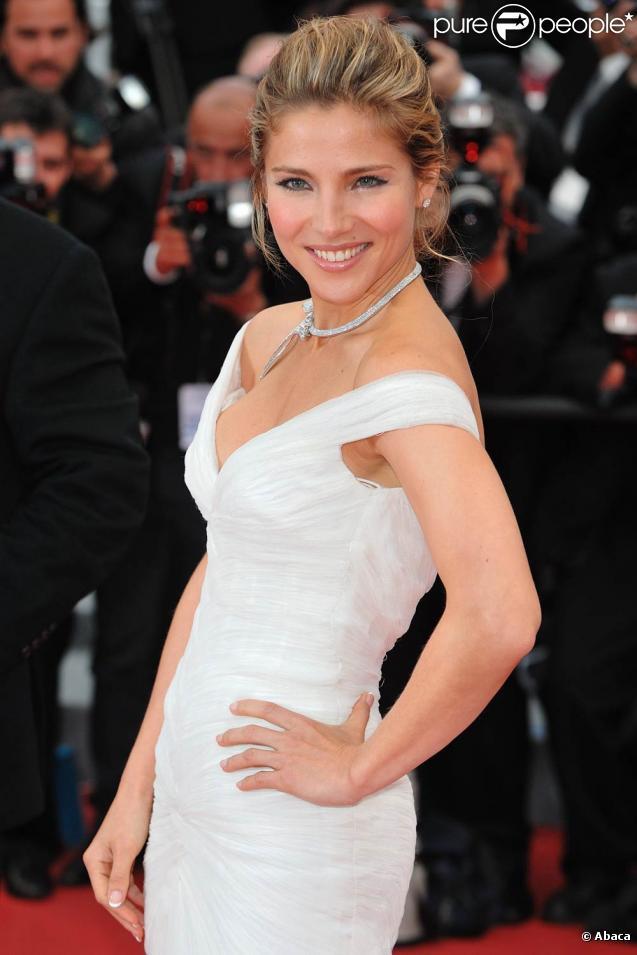 Elsa Pataky, actuellement en tournage de  Fast and Furious 5 .