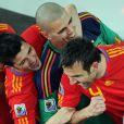 Le triomphe de la Roja en Coupe du monde, le 11 juillet 2010.