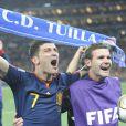 David Villa, tous ses buts à la Coupe du monde 2010