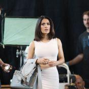 Salma Hayek : Toujours divine lorsqu'elle joue les mannequins !
