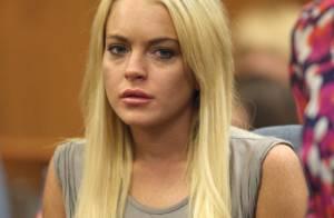 Lindsay Lohan fait face : Elle est