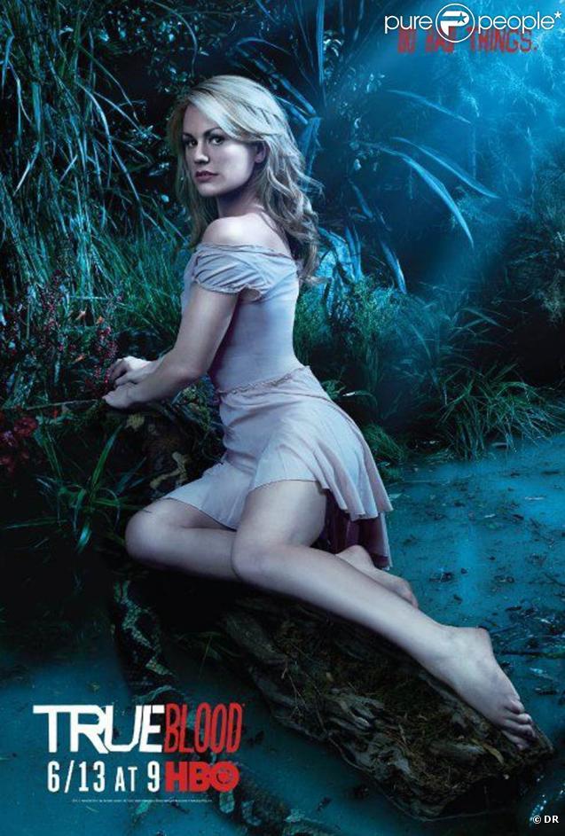 Des images promotionnelles de la saison 3 de  True Blood .