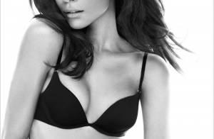 Quand Zoe Saldana pose en lingerie fine, elle est irrésistible !