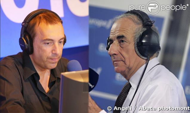 Jean-Marc Morandini et Jean-Pierre Elkabbach : c'est la guerre !