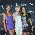 """""""Ariane Brodier, Aria et Clara Morgane à la soirée Axe Boat à Saint Tropez le 29 juillet 2010"""""""