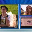 Bastien préfère mettre en danger le secret de Maxime plutôt que le sien (émission du 30 juillet 2010).