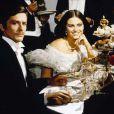 Claudia Cardinale et Alain Delon dans  Le Guépard