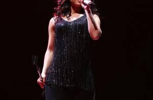 PHOTOS : Alicia Keys à Bercy, ça vaut de l'or !
