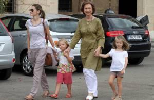 Letizia d'Espagne : Les vacances royales se poursuivent... mais seulement entre filles !