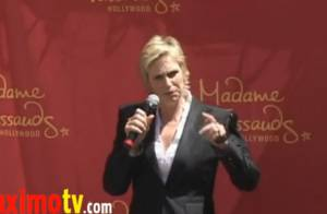 Glee : Jane Lynch, alias la tyrannique Sue Sylvester... voit double !