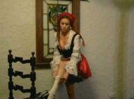 Anne-Krystel de Secret Story 4 joue les Tyroliennes sexy et s'effeuille sous les regards indiscrets !