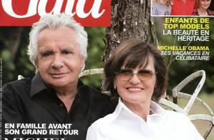 Michel Sardou, un homme amoureux :
