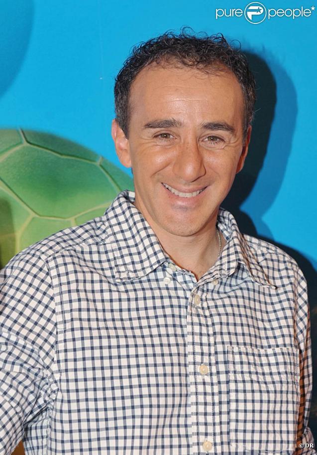 Elie Semoun a prêté sa voix à un personnage du  Voyage extraordinaire de Samy , en salles le 11 août 2010.