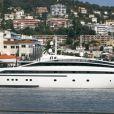 Sur son yacht, P. Diddy est le roi du monde !