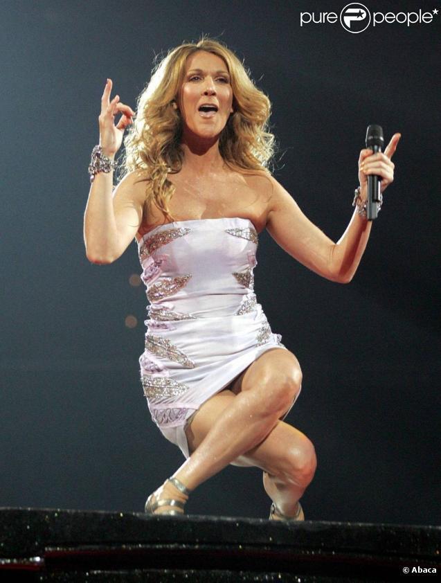 Céline Dion fait partie des chanteuses les plus riches de tous les temps.