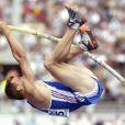Retiré du circuit de l'athlétisme, Jean Galfione entame une seconde carrière dans la voile !