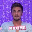 Grâce au téléphone rouge, Maxime a le pouvoir de faire nominer qui il veut, mardi prochain.