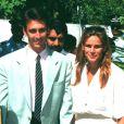 Stéphanie de Monaco et Daniel Ducruet en 1994