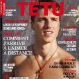 La couverture du magazine Têtu, édition septembre 2010