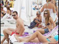 Adriana Lima : en bikini, elle profite de la plage et de son mari, mais sans sa petite fille !