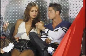 Cristiano Ronaldo et sa belle Irina ont fait de l'ombre à la famille royale d'Espagne !