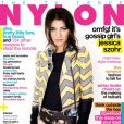Jessica Szohr en couverture de Nylon