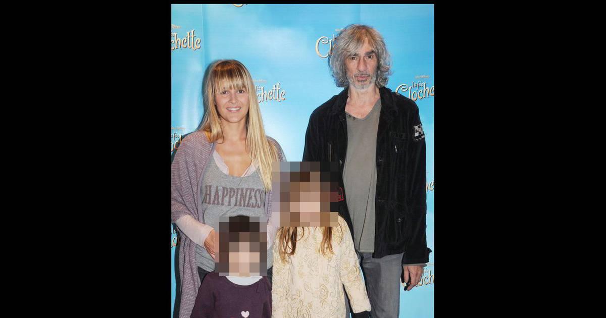 Julie Delafosse, Louis Bertignac et leurs enfants... Liam Gallagher