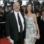Le producteur Harvey Weinstein et sa superbe femme Georgina Chapman sont parents !