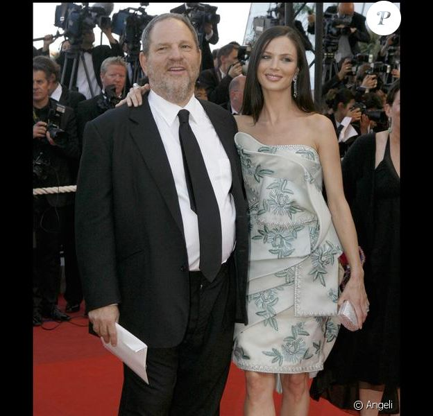 Harvey Weinstein et Georgina Chapman