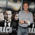 Charles Berling à la première de Krach, à l'UGC Cine Bercy, à Paris