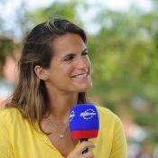 Amélie Mauresmo : Elle sourit, elle rit, elle blogue... Elle s'éclate à l'US Open !