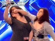 X-Factor : Regardez deux meilleures amies chanter très faux... et en venir aux mains devant le jury !