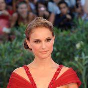 Natalie Portman dans sa seule et unique scène de nu au cinéma... Un régal !