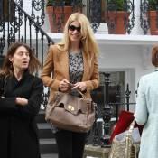 Claudia Schiffer : Avec elle, le combat de look des mamans est ouvert avec classe !