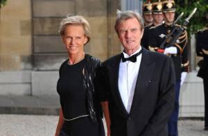 Christine Ockrent et Bernard Kouchner : Mariage à Rome, comme Eric Besson et Yasmine ?