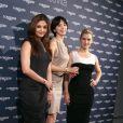 Aishwarya Rai, Lin Chi-ling et Kate Winslet au lancement de la montre Dolce Vita, de la marque Longines. 8/09/2010